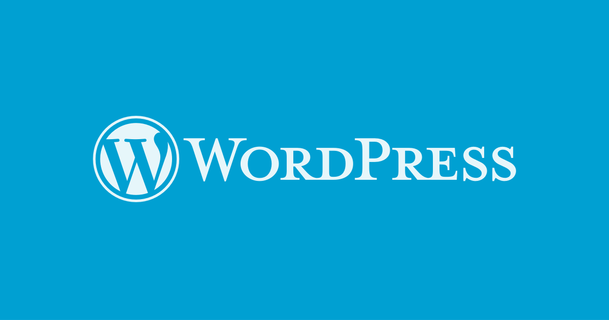 Ma configuration WordPress